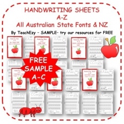 literacy teachezy early childhood resources. Black Bedroom Furniture Sets. Home Design Ideas