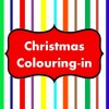 Christmas Colouring-in