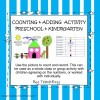 Counting and Adding Activity