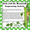 Jack and the Beanstalk Sequencing Activities