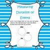 Measuring Duration of Events
