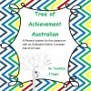 Tree of Achievement Australian