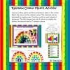 Rainbow Colour Match Activity