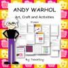 Andy Warhol Art Activities