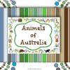 Australian Animals Unit of Work