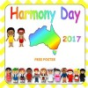 Harmony Day Poster 2017 FREE