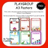 Playgroup Posters - 6 posters FREE