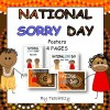 Sorry Day Posters