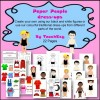 Dress-ups Paper People