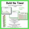 Build a Tower Counting Maths Game