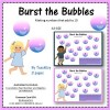 Burst the Bubble Numbers that make 10