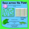 Race Across the Pond Counting Game