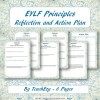 EYLF Principles - Reflection and Action Plan