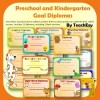 Goal Diplomas for Preschool and Kindergarten