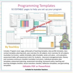 Printables - TeachEzy Early Childhood Resources