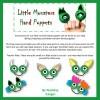 Little Monster Body Parts