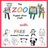 Zoo Puppet Show Craft