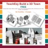 TeachEzy Build a 3D Town