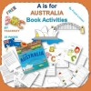 A is for Australia Book Activities