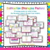 Subtraction Strategies Posters