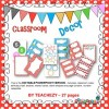 Classroom Decor Pack PowerPoint