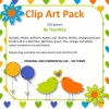 Clip Art Pack by TeachEzy