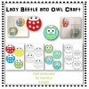 Lady Beetle and Owl Craft