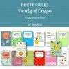 Teacher Mega Planner Binder Covers