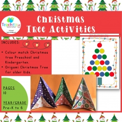 Christmas Teachezy Early Childhood Resources